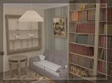 Квартира-библиотека